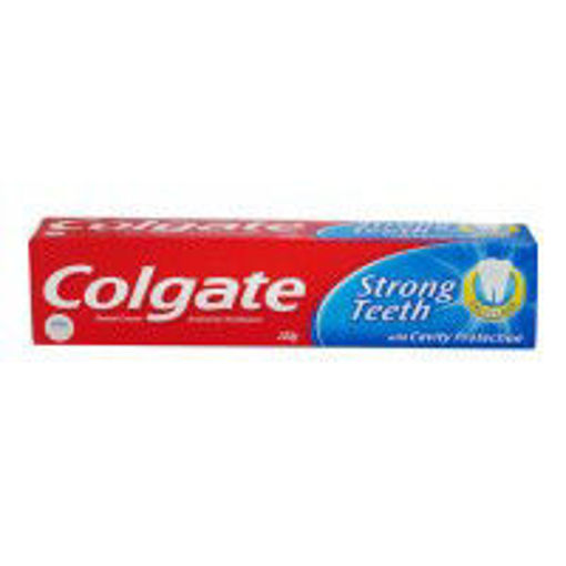 Picture of Colgate Strong Teeth ToothPaste (100g)