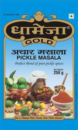 Picture of Dhameja Achar Masala (250g) Packet