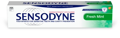 Picture of Sensodyne Fresh Mint Toothpaste (40g)
