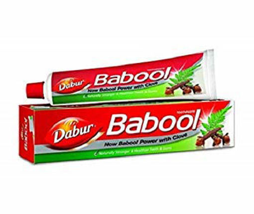 Picture of Dabur Babool Toothpaste (80g + 20g Extra) (100g)