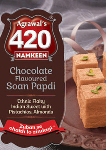 Picture of Agrawal's Soan Papdi Chocolate (200g)