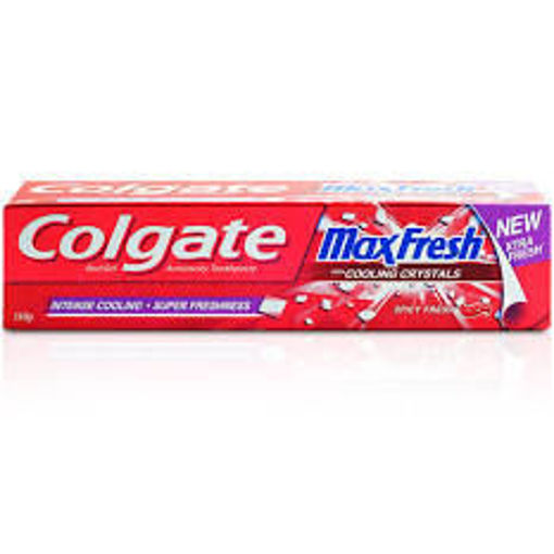 Picture of Colgate MaxFresh Cooling CRYSTALS (70g+14g free = 84g)