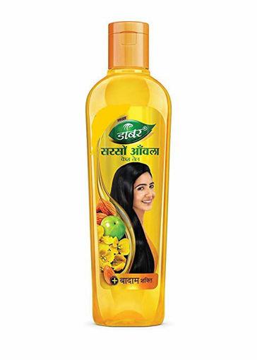 Picture of Dabur Sarso Amla hair Oil (80ml)