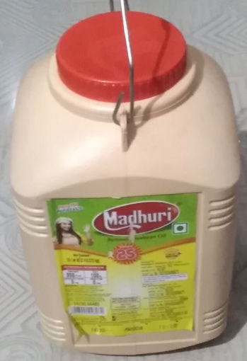Picture of Madhuri Refined Soyabean Oil (15L) Ken