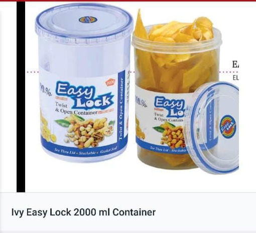 Picture of Lvy Easy Lock 2000ml container (1Pc)