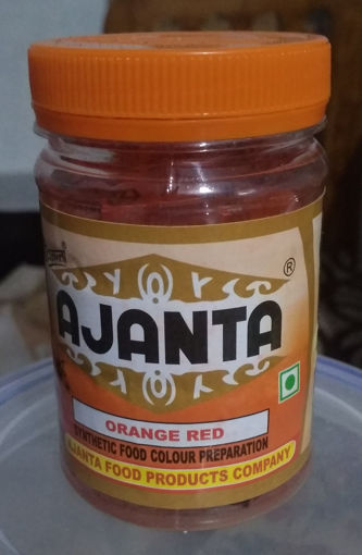 Picture of AJANTA Orange red Color / Narangi Rang (10g)