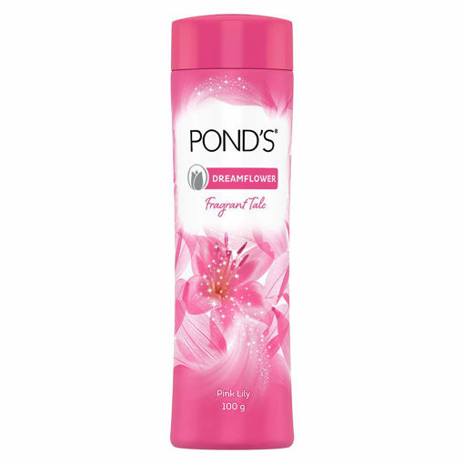 Picture of PONDS DREAMFLOVER fragrant talc Pink Lily Powder, 50g