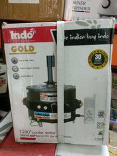 Picture of Indo Gold Cooler Motor