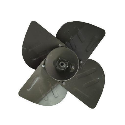 Picture of Cooler Motor exhaust fan metal 18 inch Blade