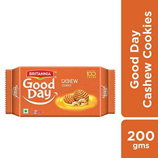 Picture of BRITANNIA Good Day CASHEW COOKIES (200g)