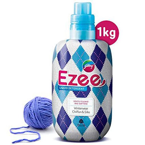 Picture of Ezee Liquid Detergent 1kg (941ml)