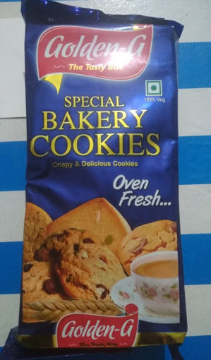 Picture of Golden-G Crispy & Delicious Cookies (300g)