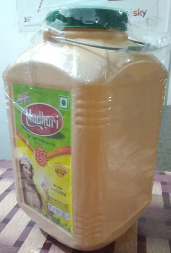 Picture of Madhuri Refined Soyabean Oil (5L) Ken
