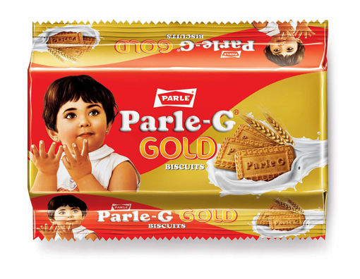 Picture of Parle-G GOLD Biscuits (100g) Packet
