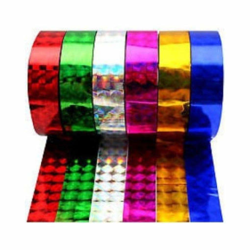 Picture of Smart Office Colorful Decorative Glitter Adhesive Tape Rolls - (1Pc)