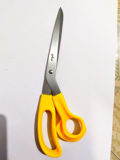 Picture of Aone Office Scissors Stainless Steel DT 330/ 10inch/ 255mm