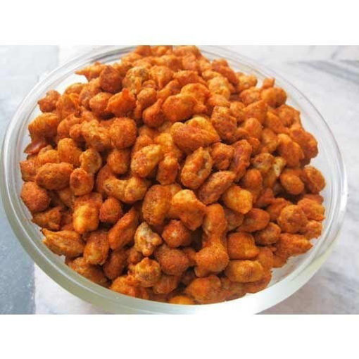 Picture of (500g)Tasty Besan Moongfali/ Masala Pea Nuts /Tasty Nuts