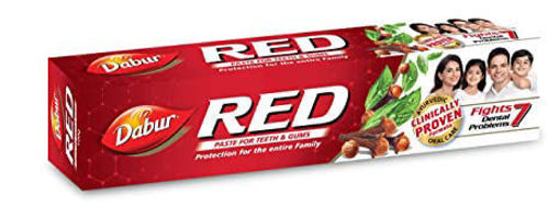 Picture of Dabur Red Ayurvedic Toothpaste (100g)