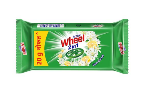 Picture of Wheel Detergent Bar (260g) 1Pc