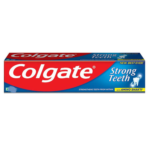 Picture of Colgate Strong Teeth ToothPaste (19g)