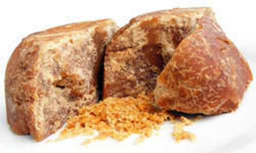 Picture of spacial Anakapalle jaggery Gud (Ravila) (500g)