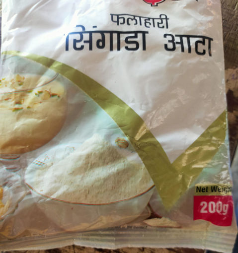 Picture of Sighada Singhara atta (200g) Packet