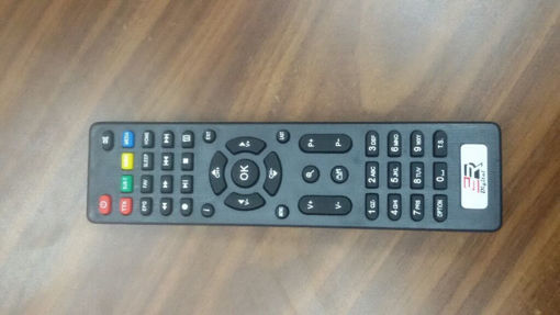 Picture of SR Digital Remote Set Top Box SR Remote With battery