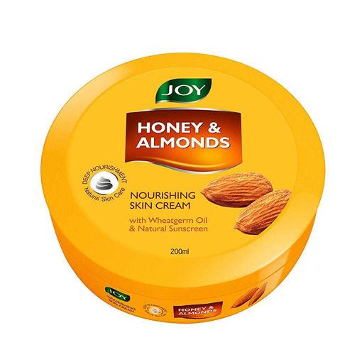 Picture of JOY HONEY & ALMONDS NOURISHING SKIN CREAM 45g (50ml)