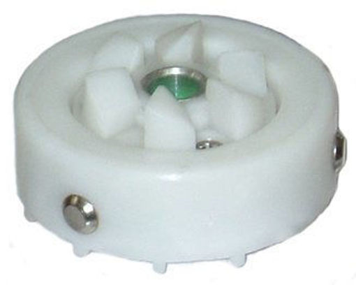 Picture of SUJATA mixer Motor Coupler (White)