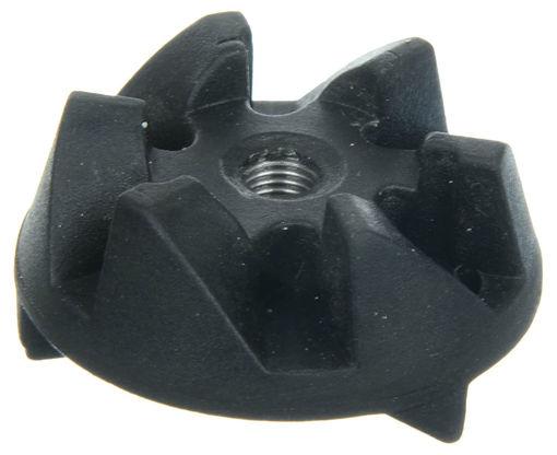 Picture of Rubber Mixer Grinder Jar Coupler for Panasonic (Black, 3.2x3.2x1.5cm)