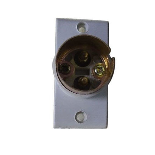 Picture of Switch Size Bulb Holder, For Electrical Fitting, Base Type: B22