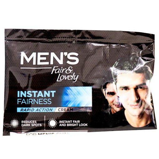 Picture of Mens Fair & Lovely Is Now Glow & Handsome Instant Brightness (9g)