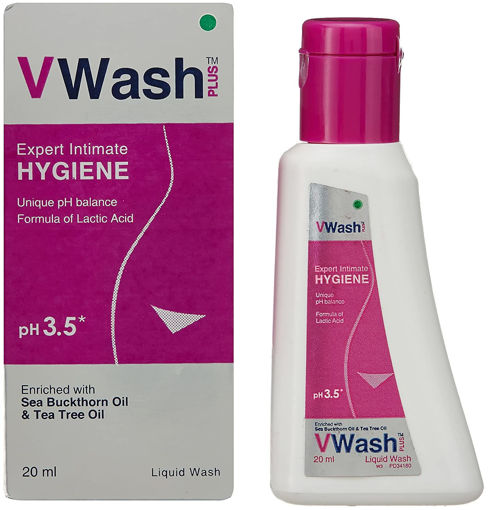 Picture of VWash Expert Intimate Hygiene (20 ml)