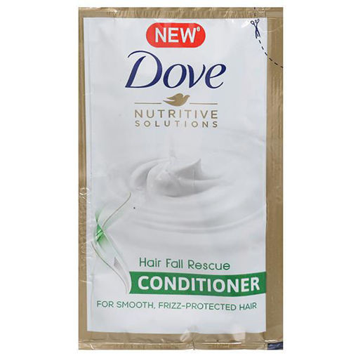 Picture of DOVE HAIR FALL RESCUE CONDITIONER SACHET (7ML)