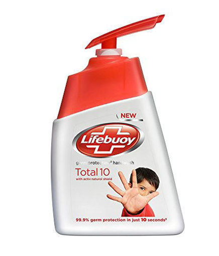 Picture of LIFEBUOY TOTAL 10 HANDWASH (80ML)
