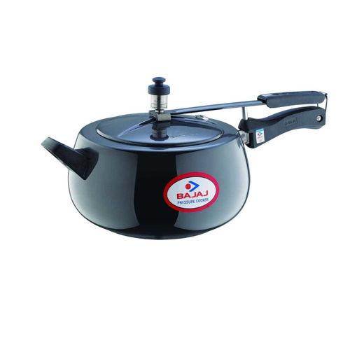 Picture of Bajaj Majesty PCX 65 H Handi Pressure cooker (5 Litres) (5 Year Warranty)