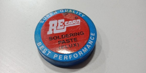Picture of Soldering Paste