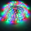 Picture of LED Strip Lights Non Waterproof LED Light Strip with Bright RGB Color Changing Light Strip with 44 Keys IR Remote Controller and Power Supply for Home (Multicolor)