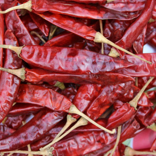 Picture of Royal Dry Red Chilli For Curry Fry (50g)