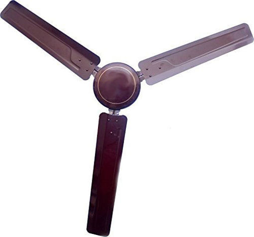 Picture of V-GUARD Haize 1200 mm Ceiling Fan (Cherry Brown)
