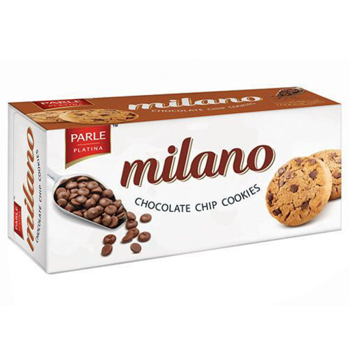 Picture of PARLE Milano Chocolate Chip Cookies (12g)