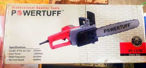 Picture of Powertuff Chain Saw PT-1270 Electric 1300W