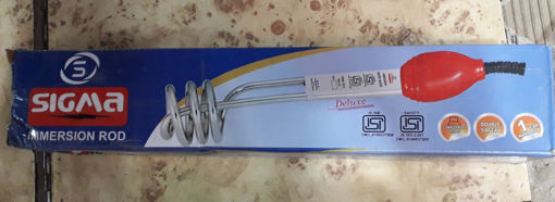 Picture of Sigma 1500 Watt Immersion Water Heater Electric Brass 1500 W Rod