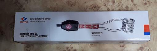 Picture of Bajaj 1500-Watt Immersion Heater 1500 W Immersion Water Heater Rod  (COPPER) (2 Year Warranty)