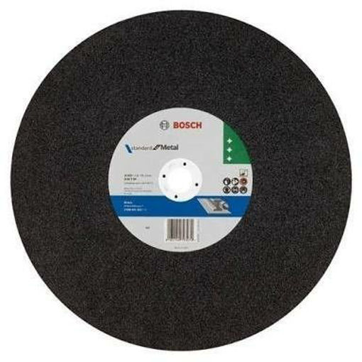 Picture of Bosch 14 Inch Straight Cutting Wheel for Metal 355 x 3 x 25.40 mm