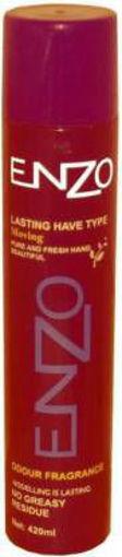 Picture of enzo Hair Holding Spray, Hair Styler Hair Spray  (420 ml)