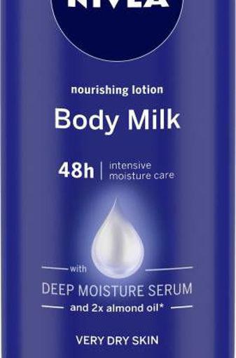 Picture of NIVEA Body Milk Nourishing Lotion  (400 ml)