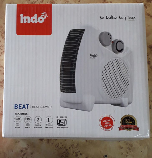 Picture of Indo BEAT HEAT BLOWER Room Heater