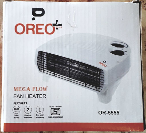 Picture of OR-5555 OREO Plus HOT FLOW HEAT BLOWER Room Heater