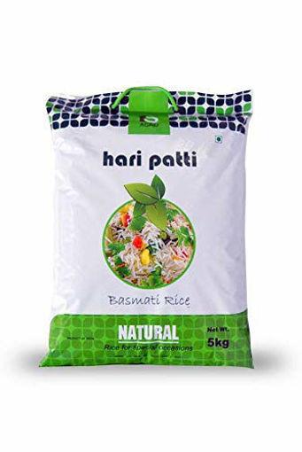 Picture of Hari Patti Natural Basmati Rice ( 5 Kg)